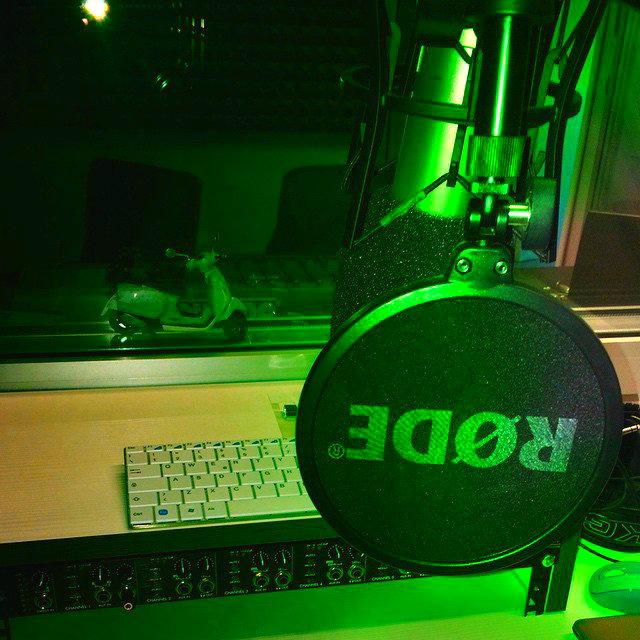 foto spot radiofonico